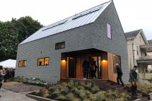 Yale Architecture School Builds Home Haven