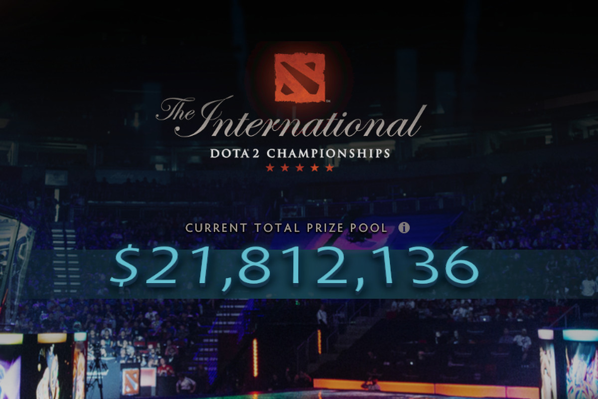 How The International Builds Esports Biggest Prize Pool