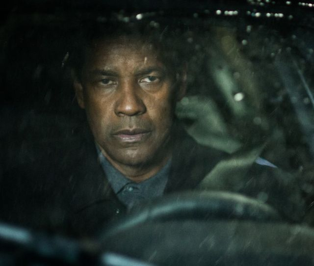Denzel Washington Stars As Robert Mccall In The Equalizer  Columbia Pictures