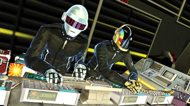 daft_punk_dj_hero.0 DJ Hero was the closest thing we got to a Daft Punk game | Polygon