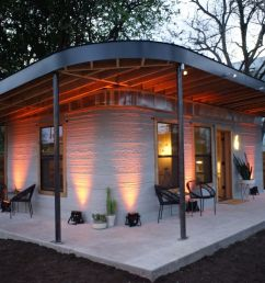 this cheap 3d printed home is a start for the 1 billion who lack shelter [ 1200 x 800 Pixel ]