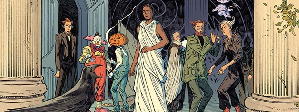 From The Sandman Universe #1, DC Vertigo (2018).