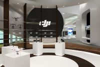 DJI's flagship store doesn't look like a great place to ...