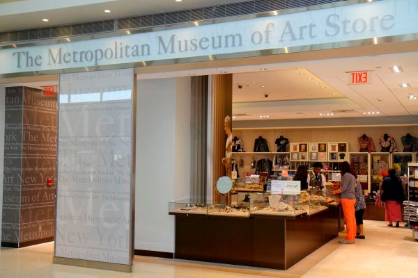 Museums Shops Make Money And Shape