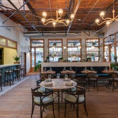 Hotels With Kitchen In Los Angeles Best Stainless Steel Sinks Get Charmed At Manuela Arts District 39s Newest Restaurant