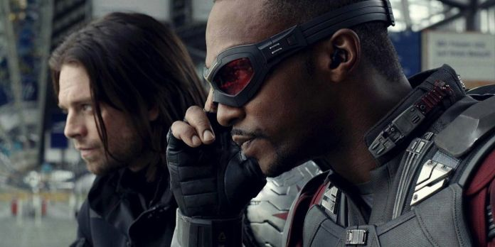 winter soldier and falcon in captain america civil war