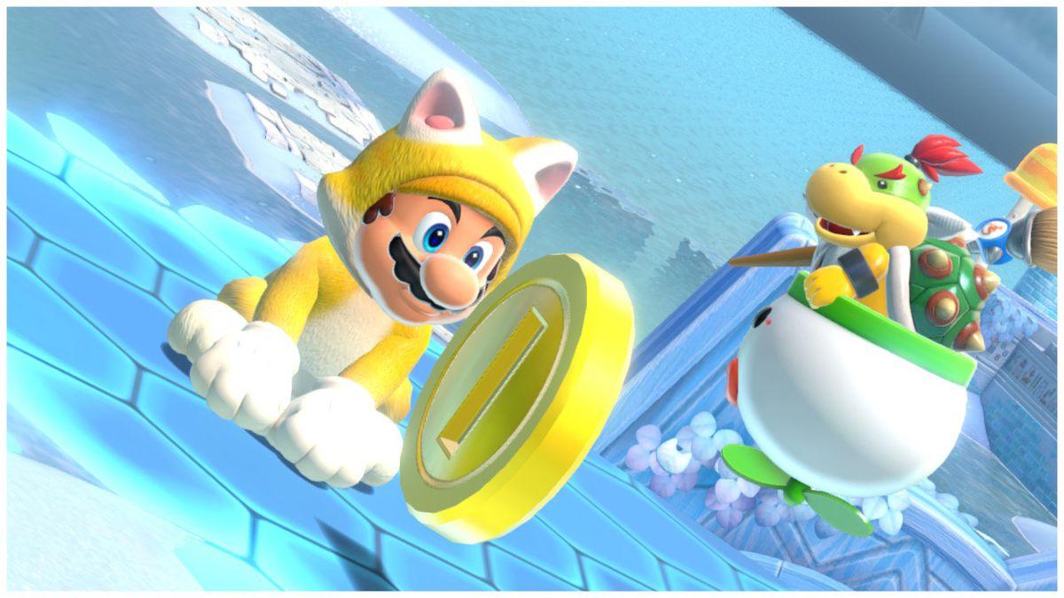 """Résultat de recherche d'images pour """"super mario 3d world"""""""