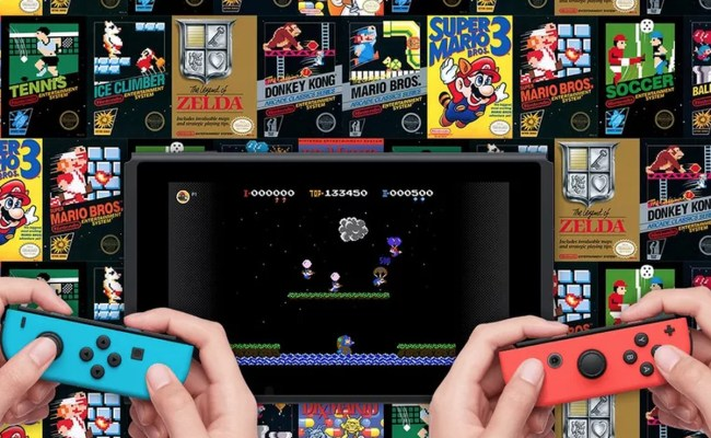 Nintendo Switch Online Has These 20 Classic Nes Games