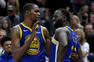 Image result for draymond green kevin durant