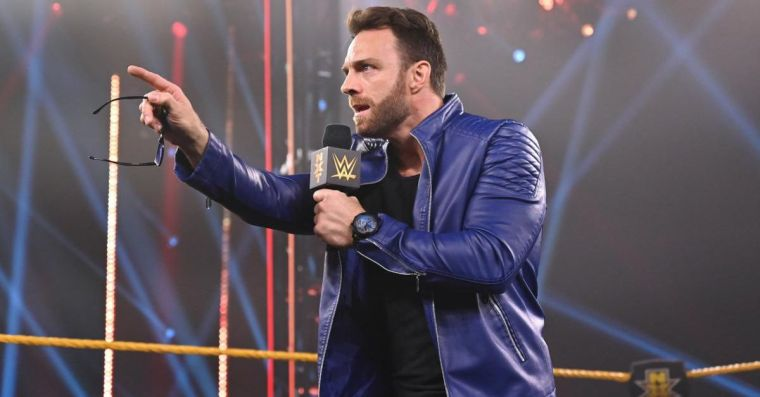 NXT TakeOver is reportedly coming to WrestleMania week