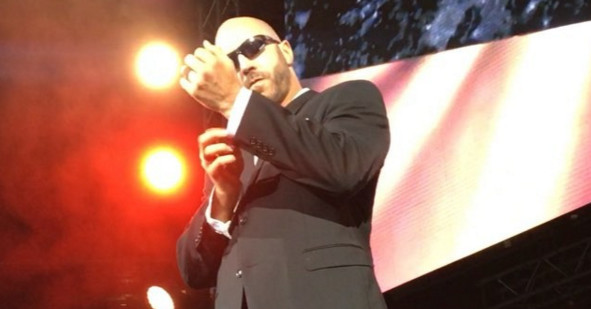 In this house we never undervalue Cesaro