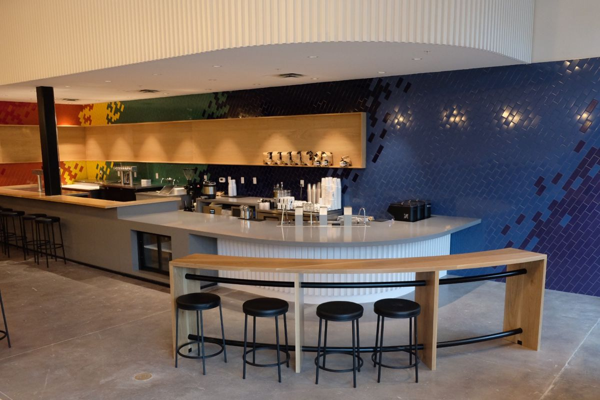 Austin Coffee Experts Houndstooth Coffee Open Newest Cafe in Rock Rose  Eater Austin
