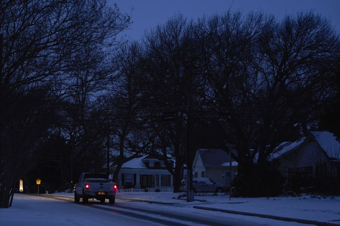 Deep Freeze Power Crisis In Texas Is Expanding