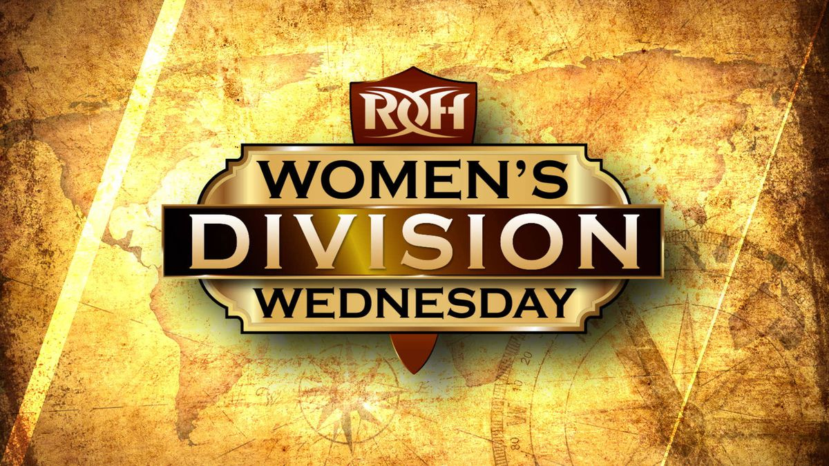 ROH's rebooted women's division is coming to Wednesdays