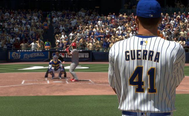 Mlb The Show 19 Review Get It For Road To The Show And
