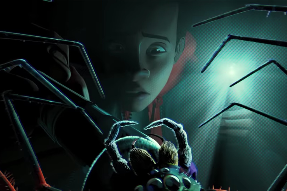Iphone X The Verge Wallpaper Spider Man Into The Spider Verse Directors On The Film S