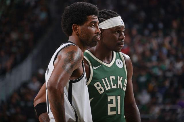 Milwaukee Bucks vs. Brooklyn Nets Game 4 Preview: Bucks Look for Another  Home Win - Brew Hoop