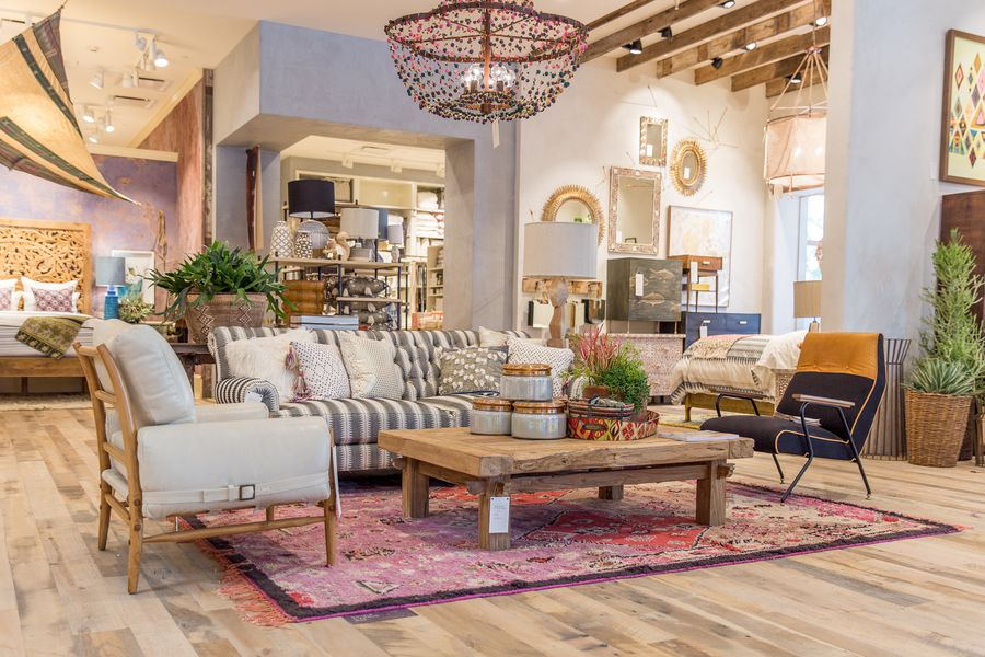 Anthropologies Upgraded Newport Beach Store Offers Major