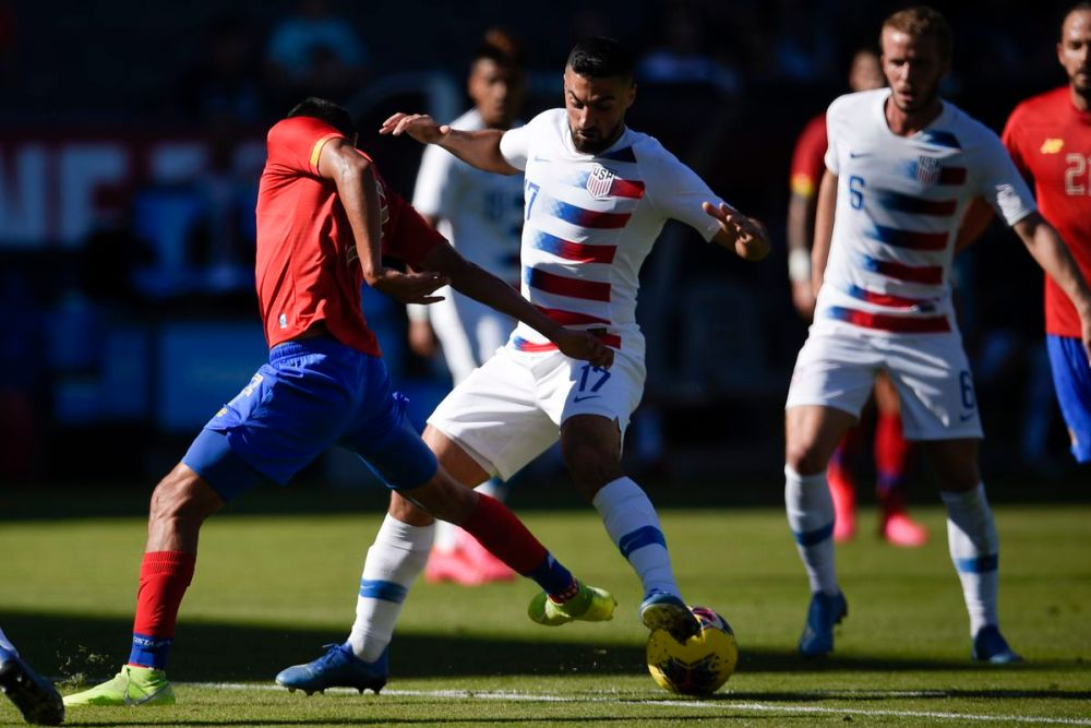 US vs Costa Rica
