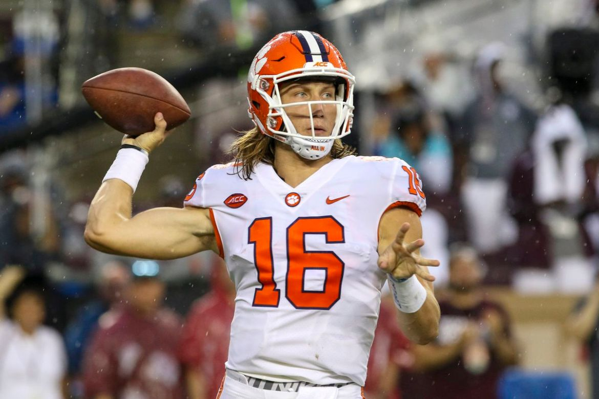 Trevor Lawrence Has Earned the Right to be Clemson's Starting QB ...