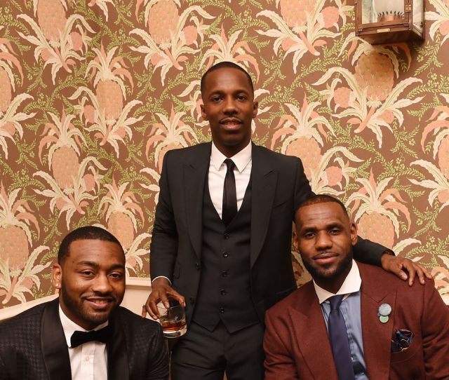 Photo By Erika Goldring Getty Images For Remy Martin Rich Paul