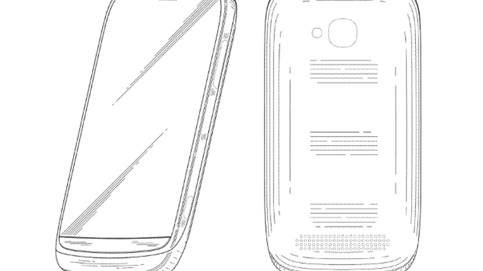 New Nokia patent reveals possible 'Lumia Arrow' design