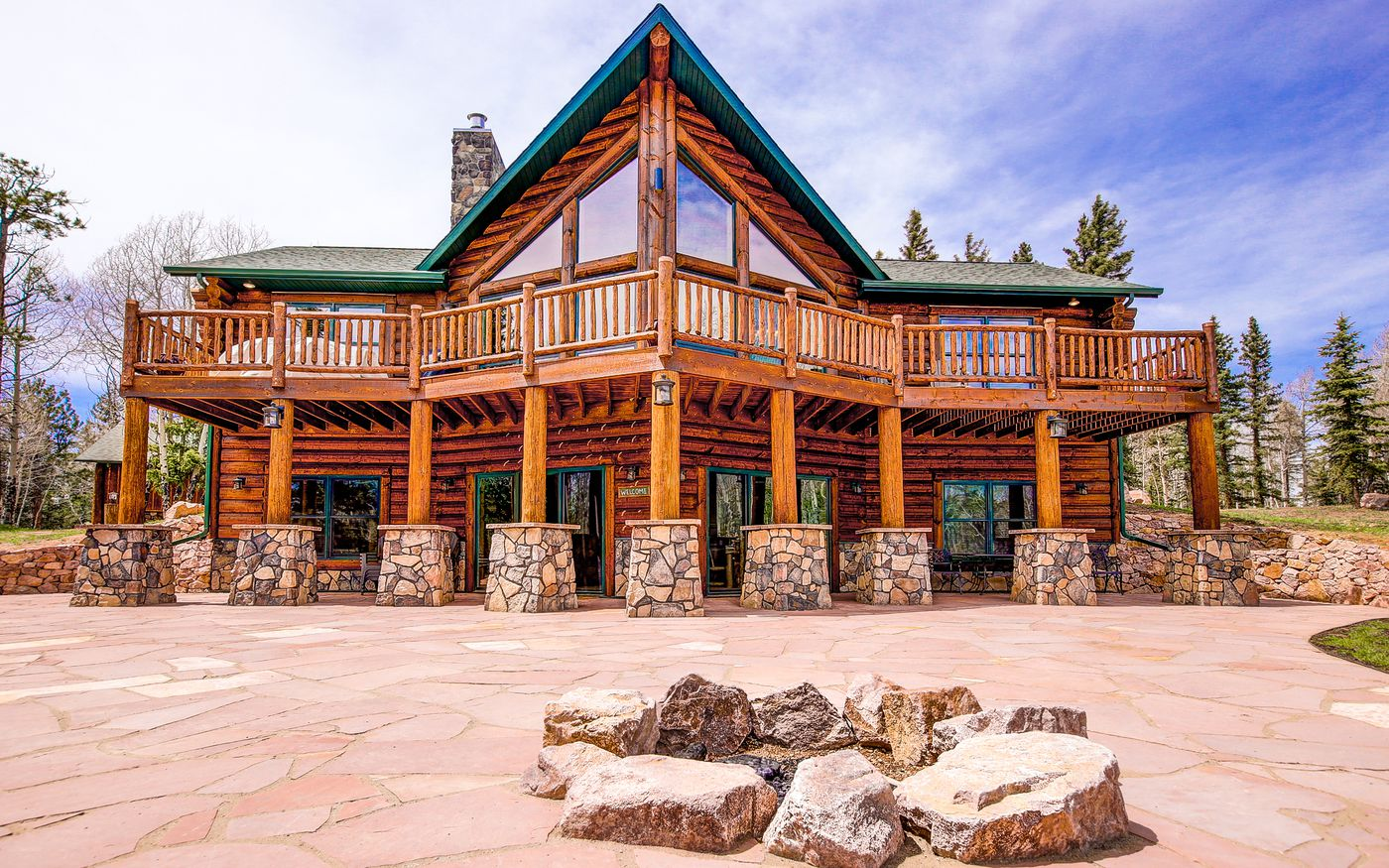 Log Cabin Kits Let You Build Your Dream Mountain Retreat Curbed