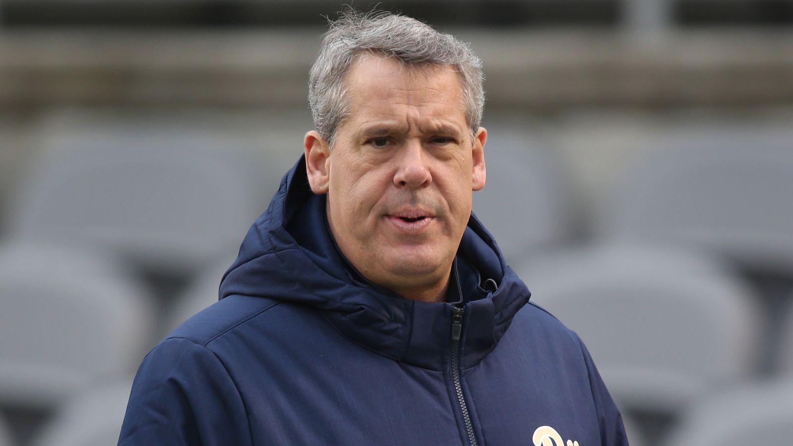 Pitt Athletics Director Scott Barnes Reportedly Headed To