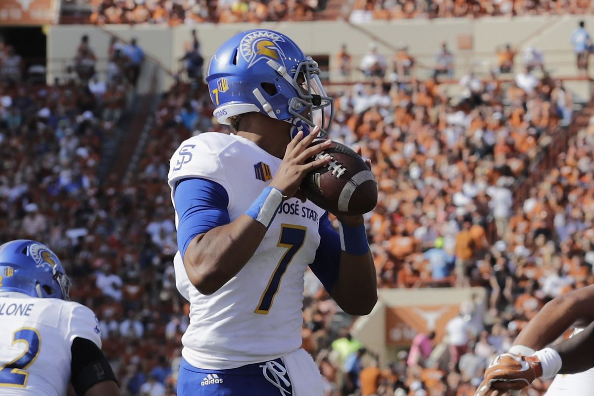 2018 San Jose State football preview The latest rebuild