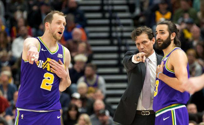 Nba Power Rankings Utah Jazz S Penultimate Regular Season