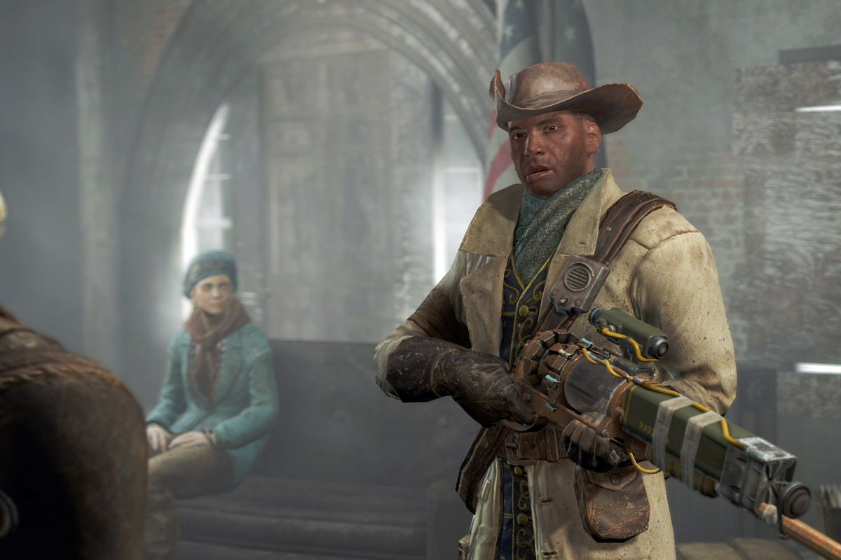 the first fallout 4