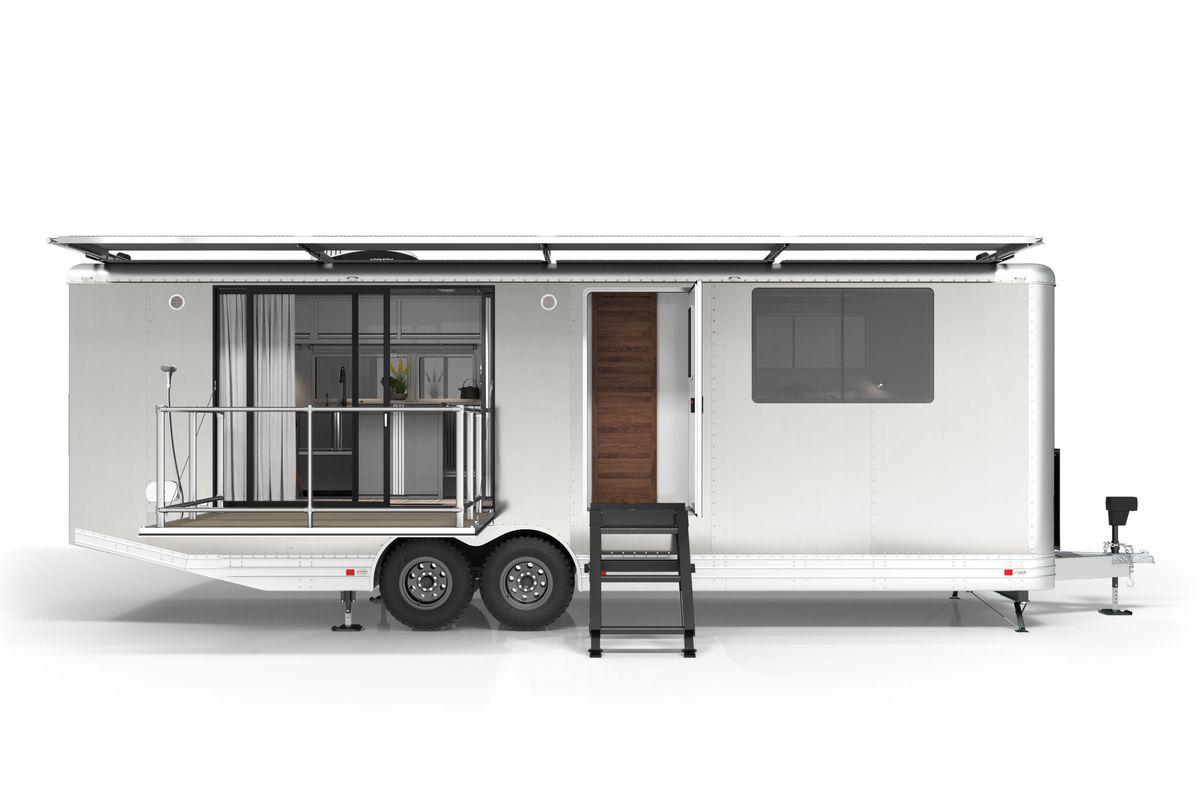 luxury travel trailer is like an ultra