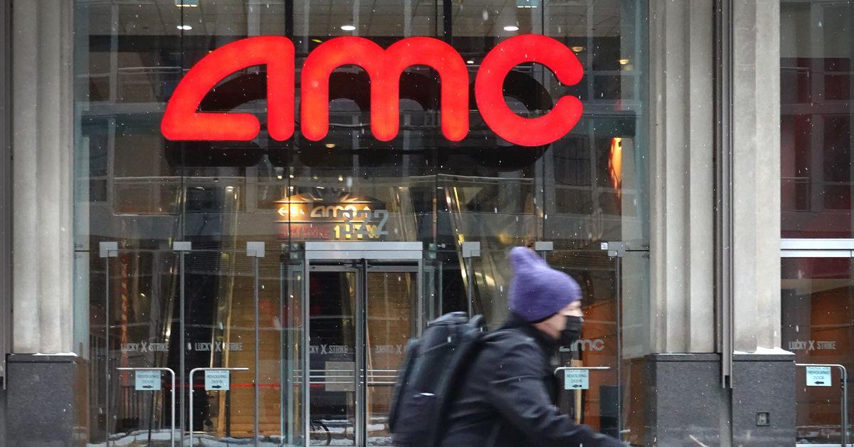 AMC revenue drops nearly 90 percent in fourth quarter, but CEO remains optimistic