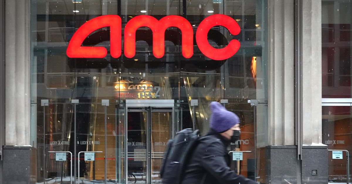 AMC revenue drops nearly 90 percent in fourth quarter, but CEO remains optimistic
