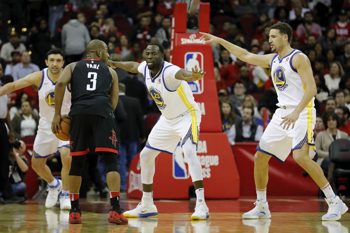 Houston Rockets Vs Golden State Warriors Game Preview