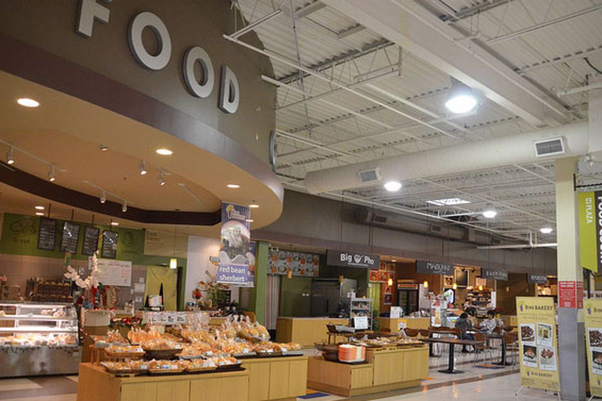 H Mart Is Officially Open in Central Square - Eater Boston