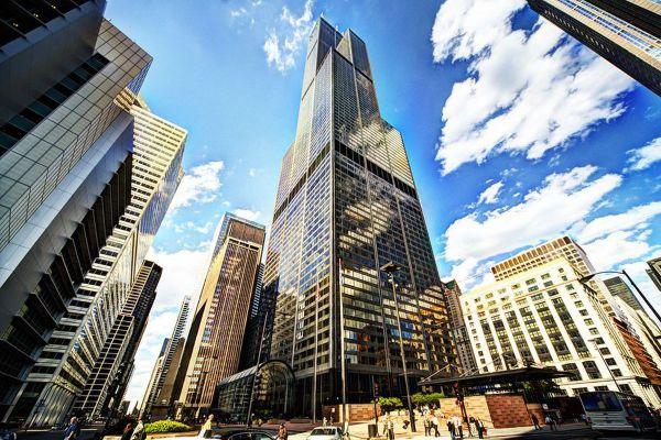 Chicago Willis Tower Shake Shack - Eater