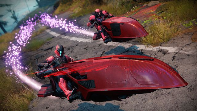 Crimson_sparrows.0 Destiny 2 Crimson Days 2020: The Vow, Sugary Shell, and duo Sparrows guide   Polygon