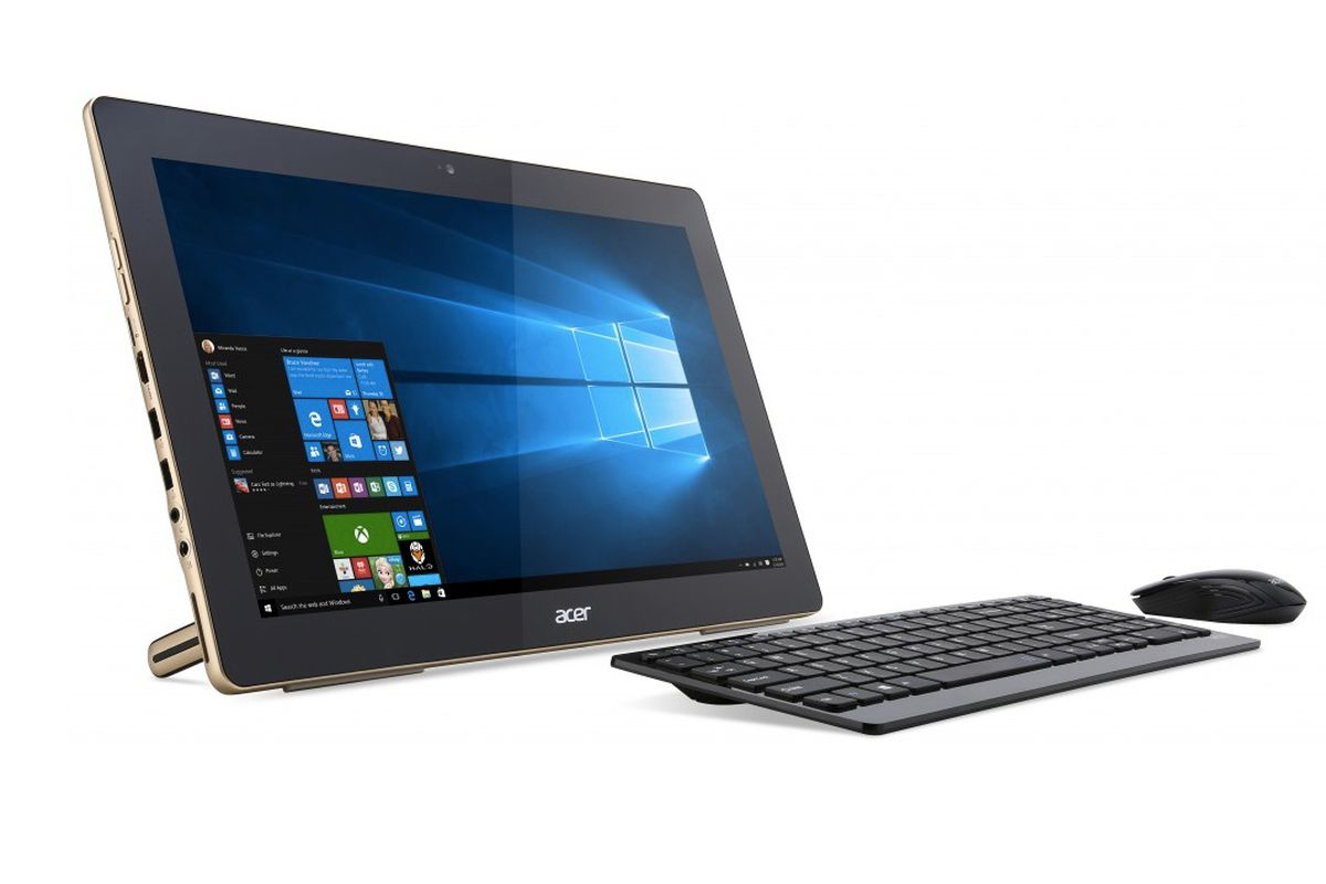 Acer's new portable all-in-one Windows 10 PC is already ...
