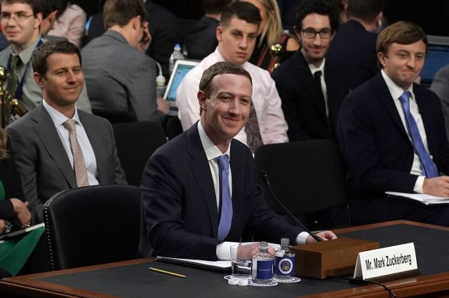 Read Facebook CEO Mark Zuckeberg's full testimony to Congress - Vox