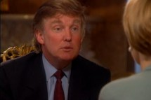 "Donald Trump In 1994 Friends "" Rougher"