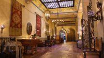 Decor Stars Score Slice Of History Hotel Figueroa'