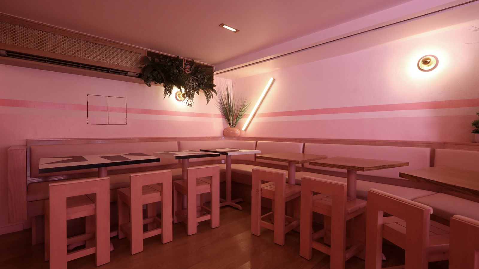 Inside Pietro Nolita the AllPink Restaurant From Two