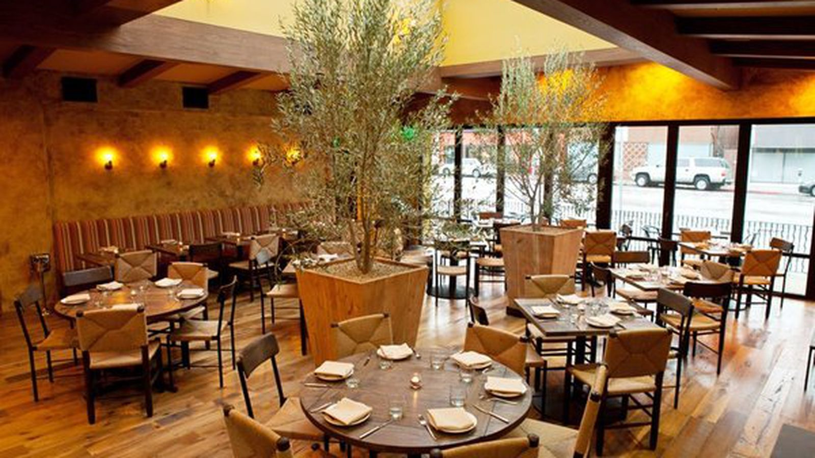 Thehwoodgroup Replaces Mezze with the nice guy  Eater LA