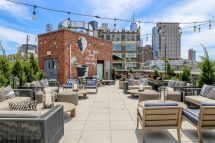 Arlo Roof Top Bar Reopens With Food Harold Moore