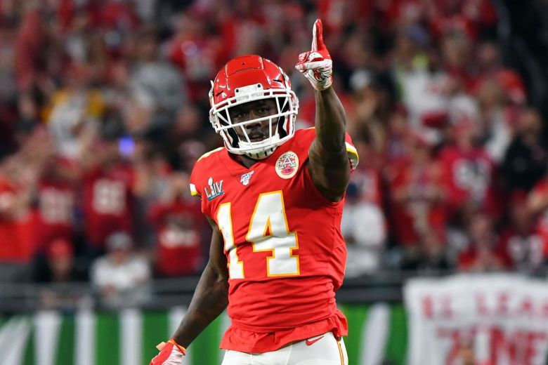 Chiefs' Sammy Watkins' tweet-reply is not a Divisional round storyline -  Arrowhead Pride