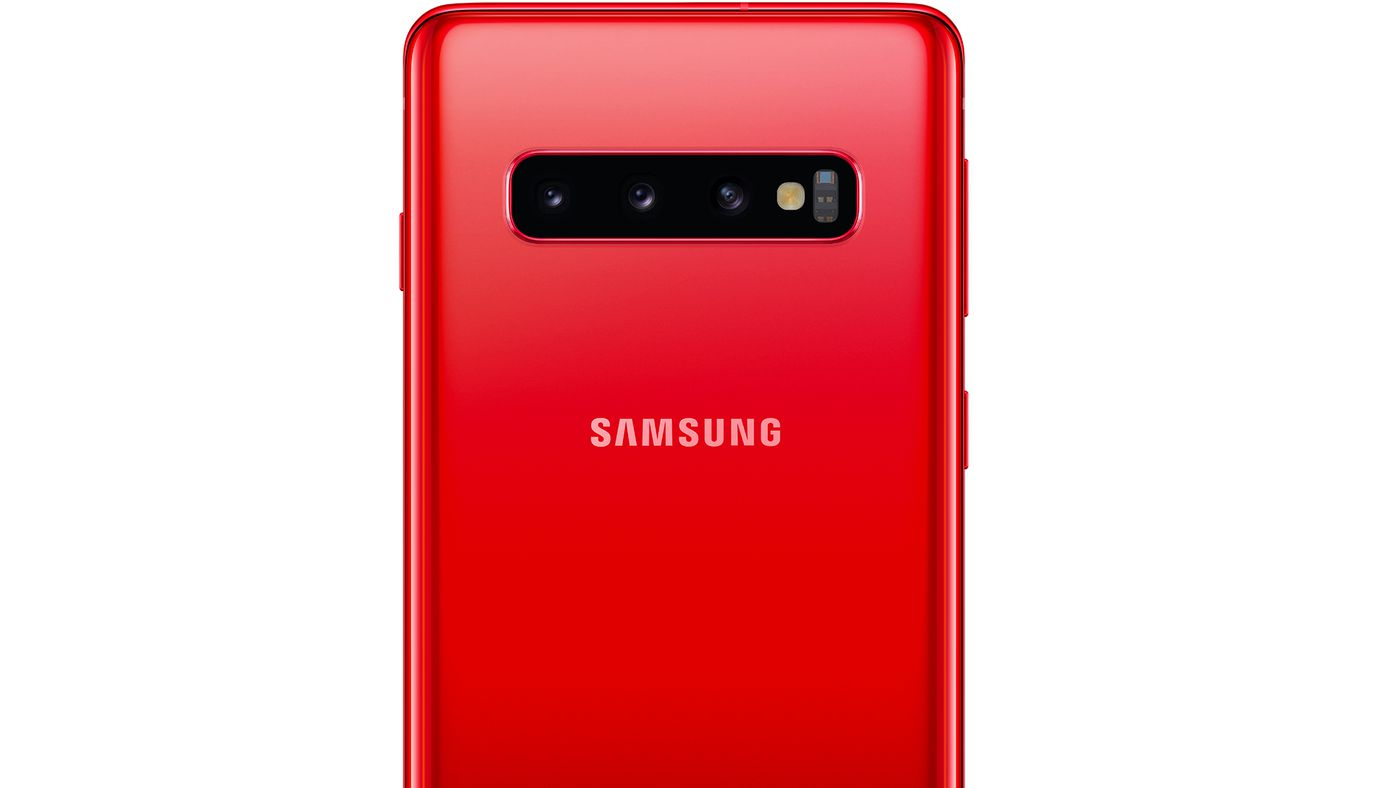 samsung launches cardinal red