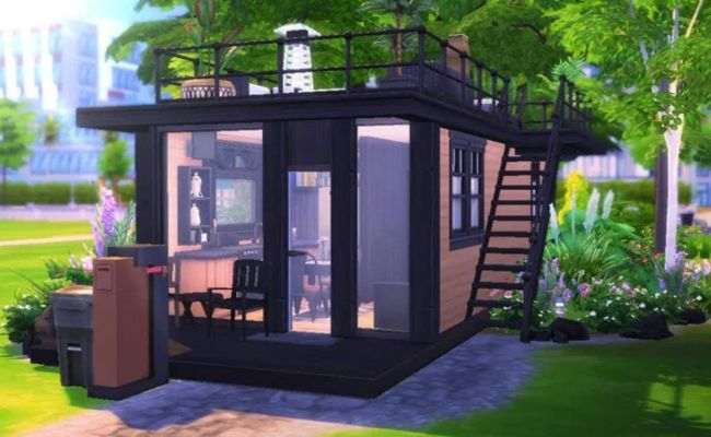 In The Sims 4 Tiny Houses Thrive Curbed