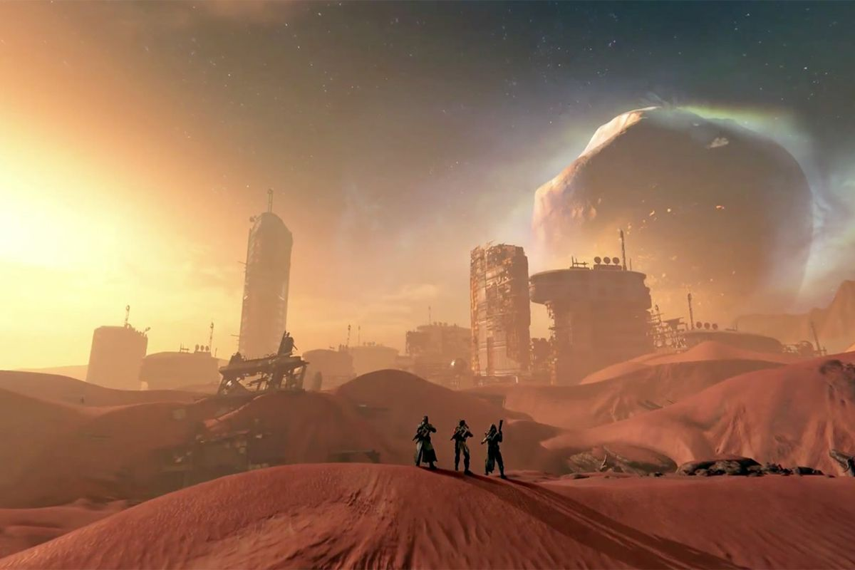 Destiny Is Likely Coming To PC But Dont Hold Your Breath For An Announcement Polygon