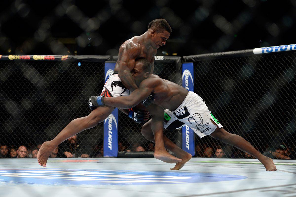 UFC 177: Larkin v Brunson